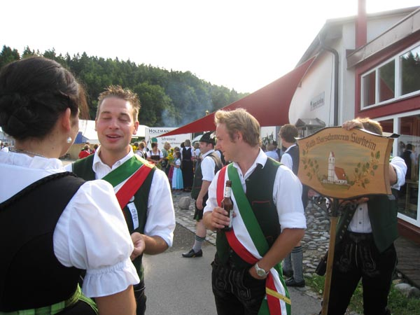 Burschengaufest Seeon